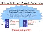stateful software packet processing1