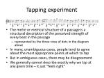tapping experiment2
