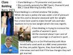 clare balding born 1971
