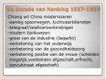 de decade van nanking 1927 1937
