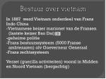 bestuur over vietnam