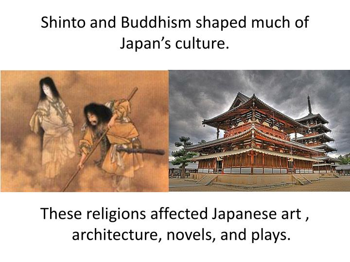 religion and shinto Shinto (神道, shintō) or kami-no-michi (among other names) is the traditional religion of japan that focuses on ritual practices to be carried out diligently to establish a connection between present-day japan and its ancient past.