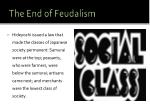 the end of feudalism3