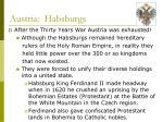 austria habsburgs