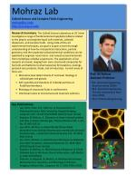 mohraz lab colloid science and complex fluids engineering mohraz@uci edu http csl eng uci edu