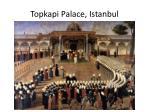 topkapi palace istanbul3