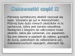 ciekawostki cz ii