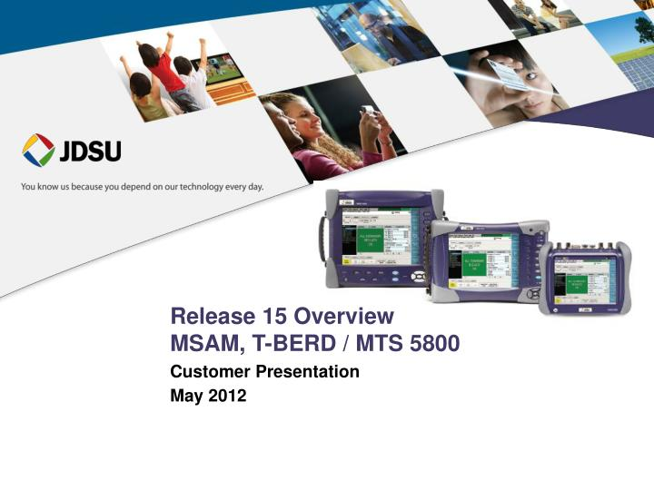 release 15 overview msam t berd mts 5800 n.