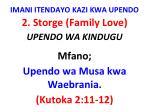 imani itendayo kazi kwa upendo10