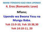 imani itendayo kazi kwa upendo19