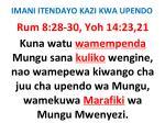 imani itendayo kazi kwa upendo32