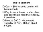 trip to vermont1