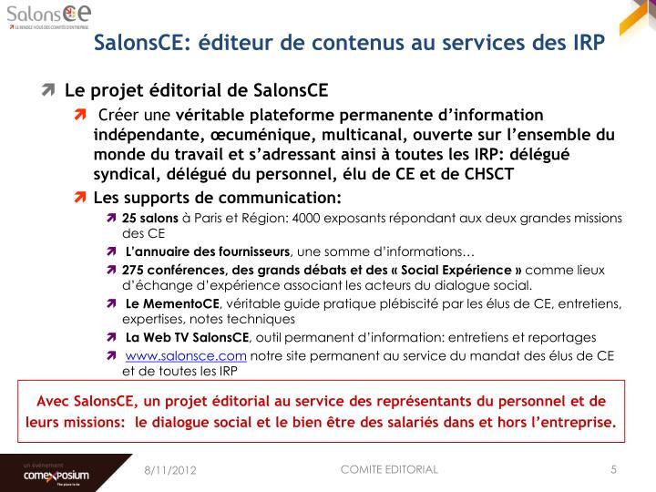 SalonsCE