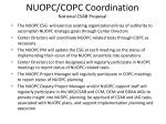nuopc copc coordination notional csab proposal