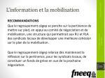 l information et la mobilisation3