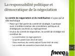 la responsabilit politique et d mocratique de la n gociation4