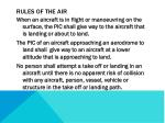 rules of the air5