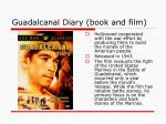 guadalcanal diary book and film