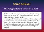 some believe2