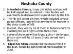 neshoba county
