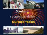 scotland a place to celebrate