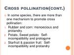 cross pollination cont5