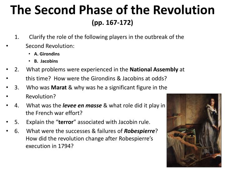 the second phase of the revolution pp 167 172 n.