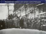 revolutionary soldiers and workers control petrograd