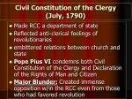 civil constitution of the clergy july 1790