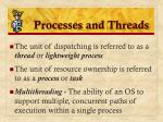processes and threads1