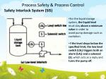 process safety process control10