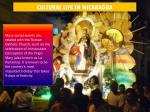 cultural life in nicaragua