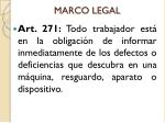 marco legal7