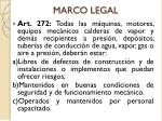 marco legal8