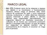 marco legal9