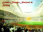 estadio ol mpico nacional de beijing