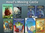 howl s moving castle images from the book