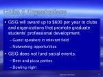clubs organizations