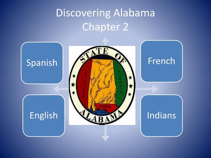 discovering alabama chapter 2 n.
