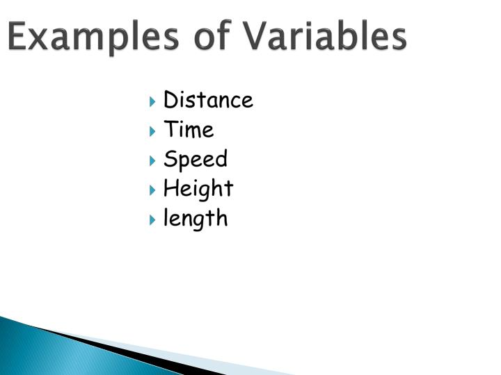 Ppt Dependent And Independent Variables Powerpoint Presentation