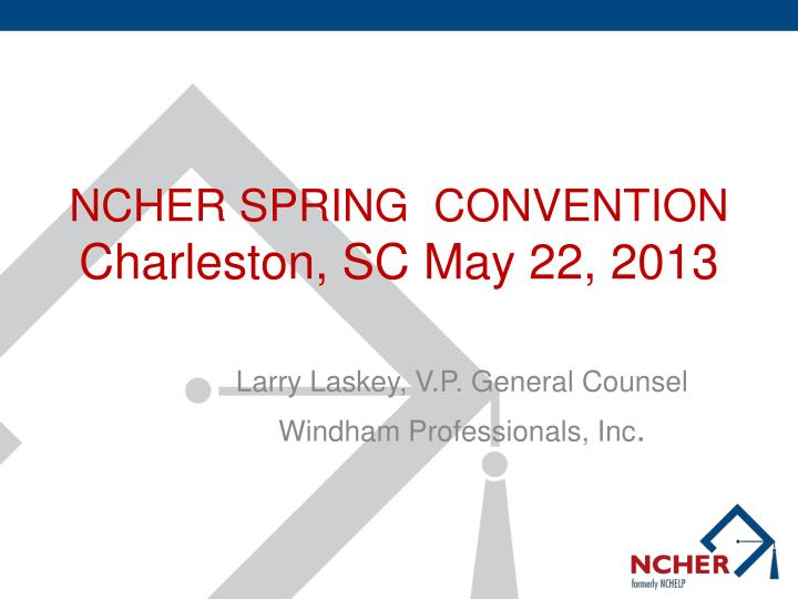 ncher spring convention charleston sc may 22 2013 n.
