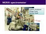 merix spectrometer