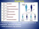 porphyrias