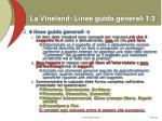 la vineland linee guida generali 1 2