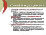 la vineland linee guida generali 2 2