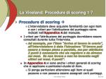la vineland procedure di scoring 1 7