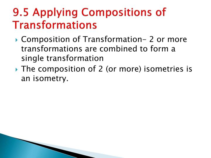 9 5 applying compositions of transformations n.