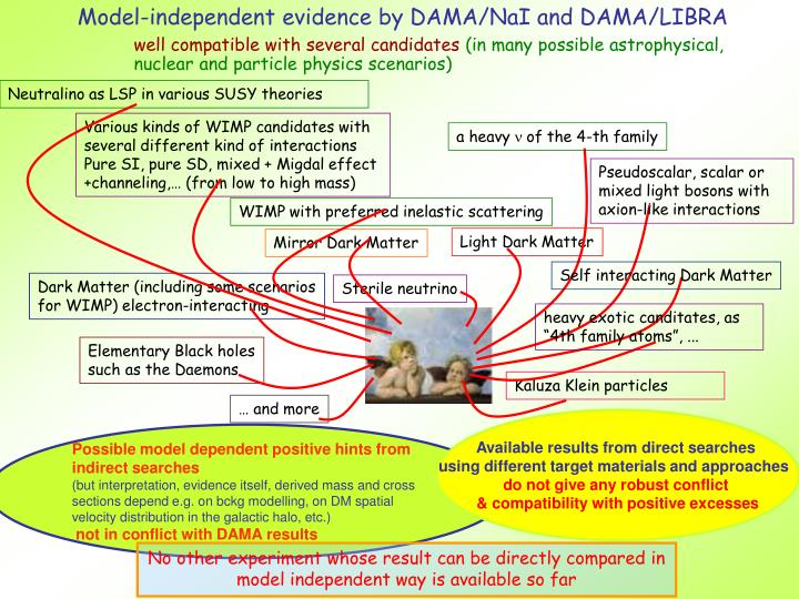 Model-independent evidence by DAMA/NaI and DAMA/LIBRA