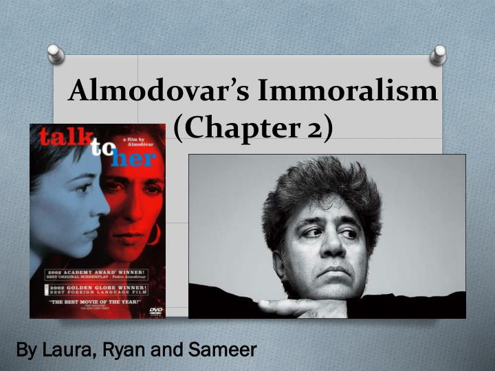 almodovar s immoralism chapter 2 n.