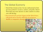 the global economy2